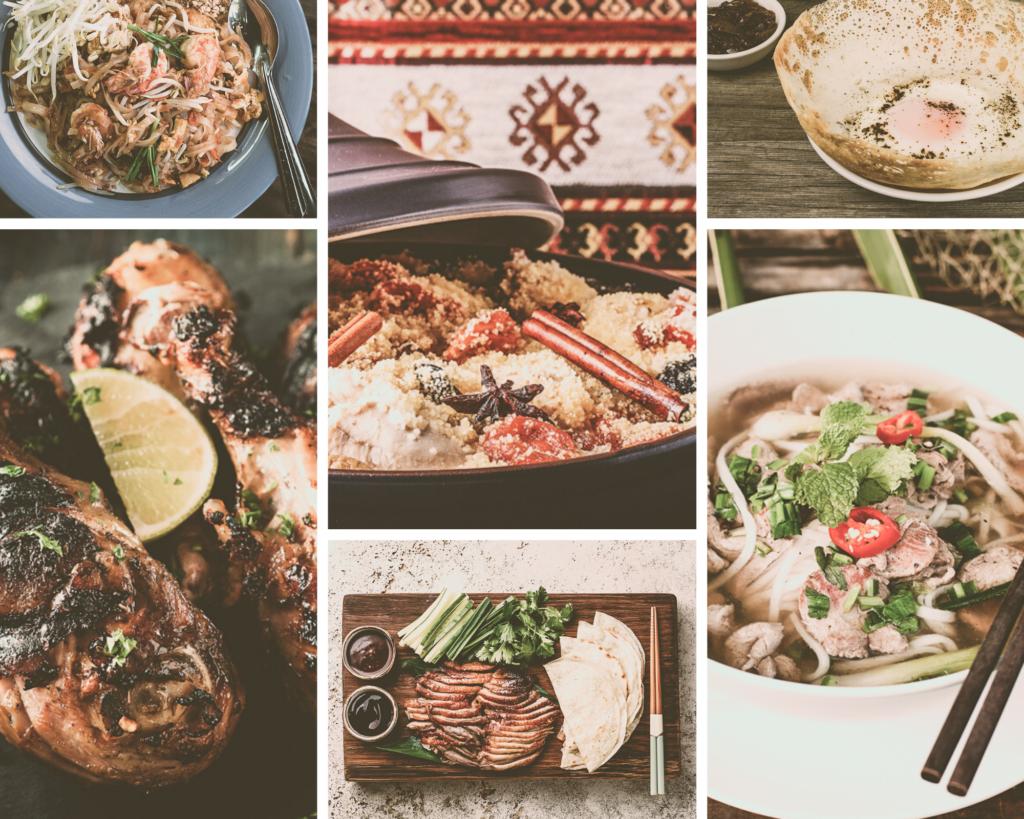 Лучшие блюда со всего мира, которые можно приготовить дома
