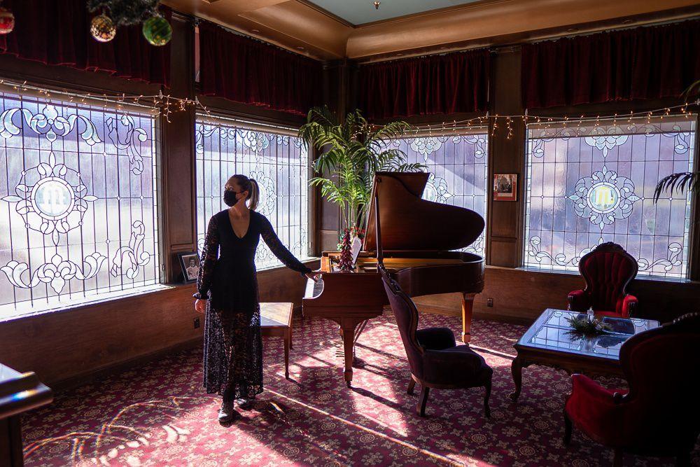 Чего ожидать, остановившись в отеле Mizpah, самом часто посещаемом отелем в Америке