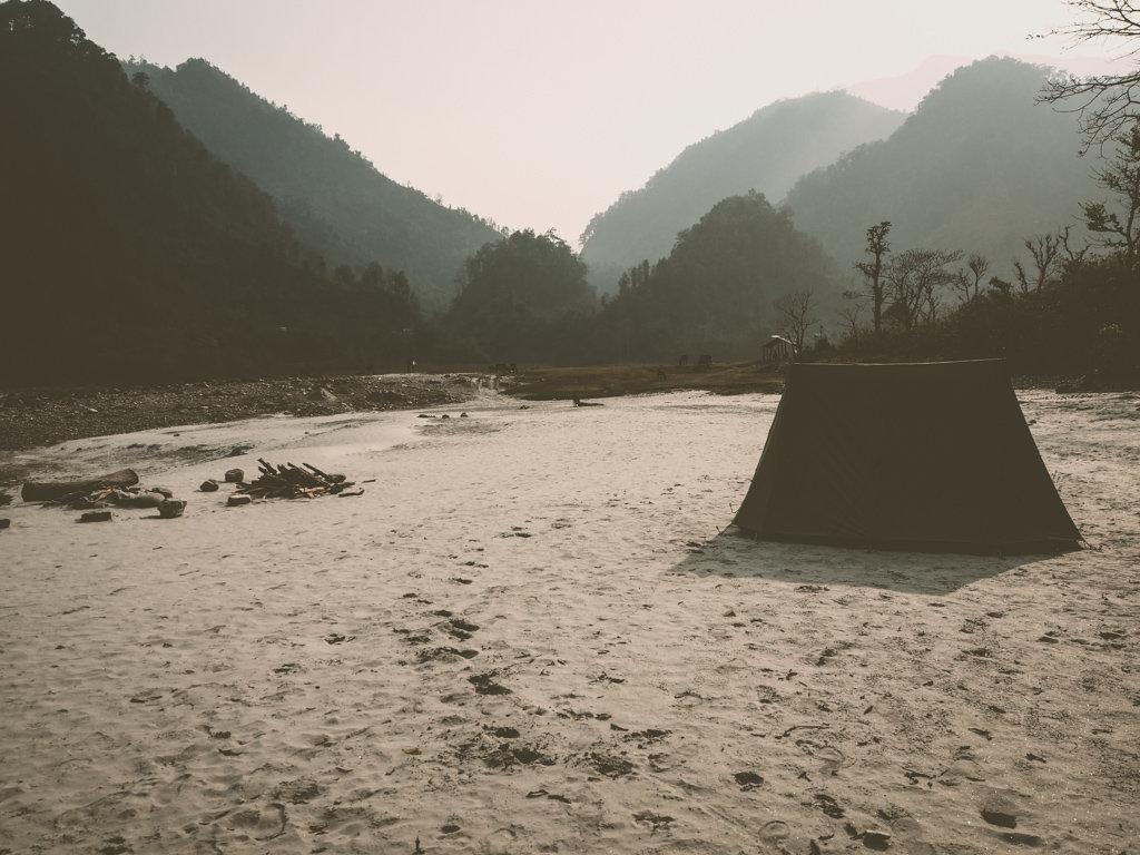 Сплав по реке Сети