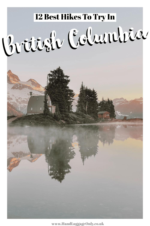 Лучшие походы в Британской Колумбии (1)