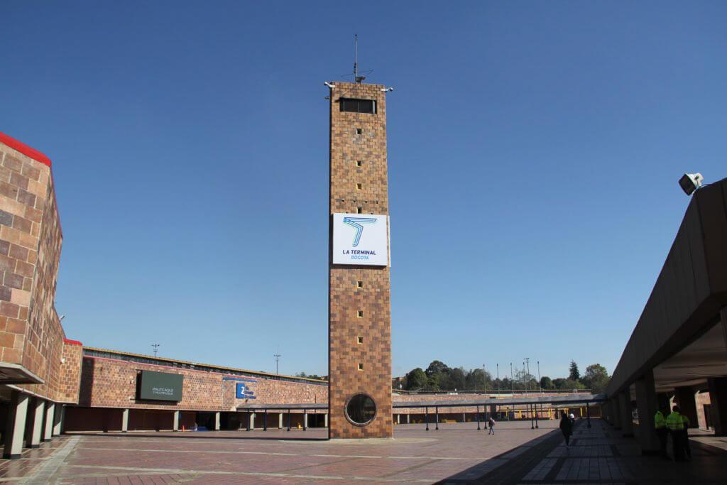 Автовокзал Салитре Богота