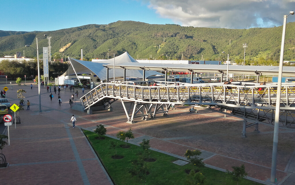 Терминал Satelite Del Norte Bogota