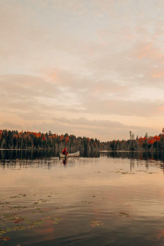 Затеряться в природе (и с бобрами) В Квебеке, Канада (35)