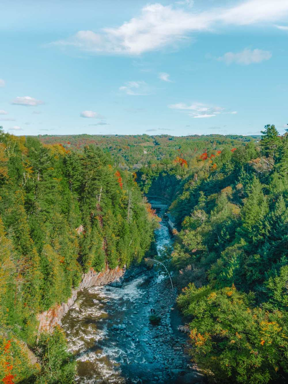 Лучшие походы в Квебеке (10)