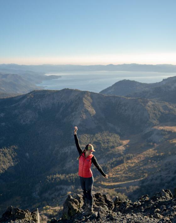 лучшие места для фотографий озеро Тахо Маунт Роуз