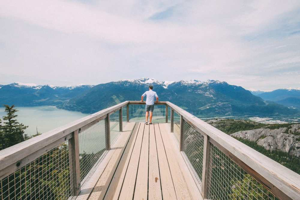 A Day In Squamish - один из лучших видов в Британской Колумбии, Канада (23)