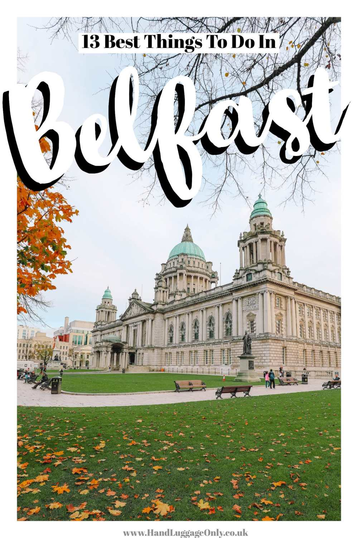 Чем заняться в Белфасте (47)