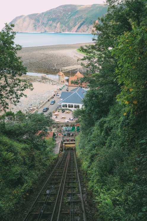 Абсолютно драматическая береговая линия Девона, Англия (31)
