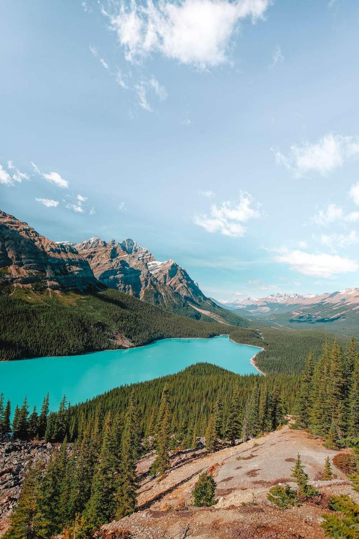Лучшие места в Канадских Скалистых горах (7)