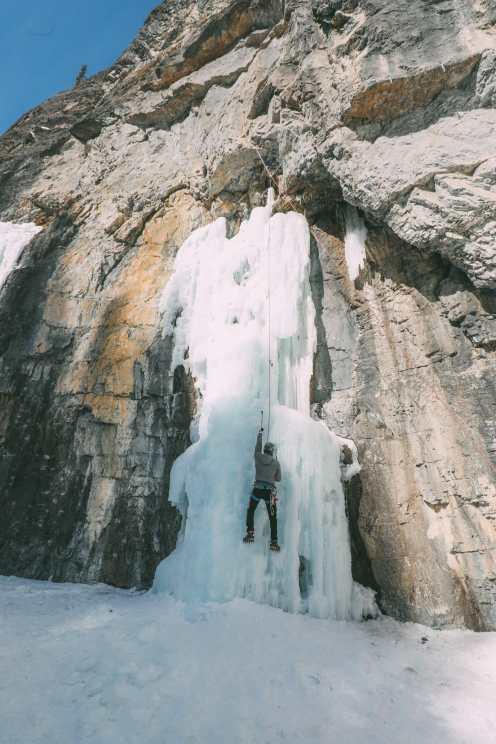 Грот-Каньон, Волкодавы и Канадские Скалистые горы (19)