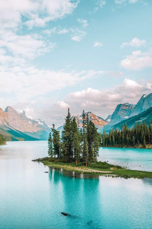 Лучшие места в Канадских Скалистых горах (4)