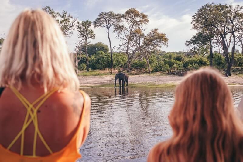 Celebrating Sustainable Путешествуйте с помощью Intrepid Travel