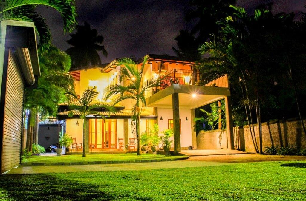 Вилла Доминикку Негомбо Шри-Ланка