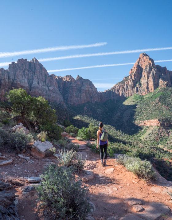 лучшие национальные парки для посещения в одиночку.