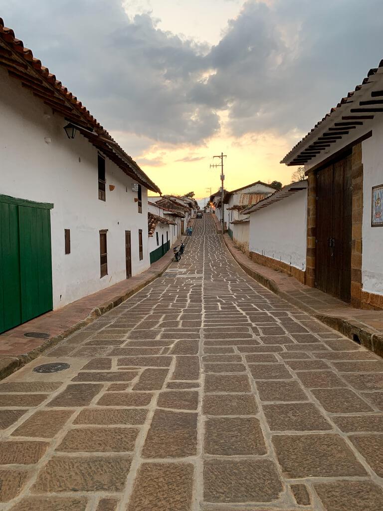 Баричара, Колумбия