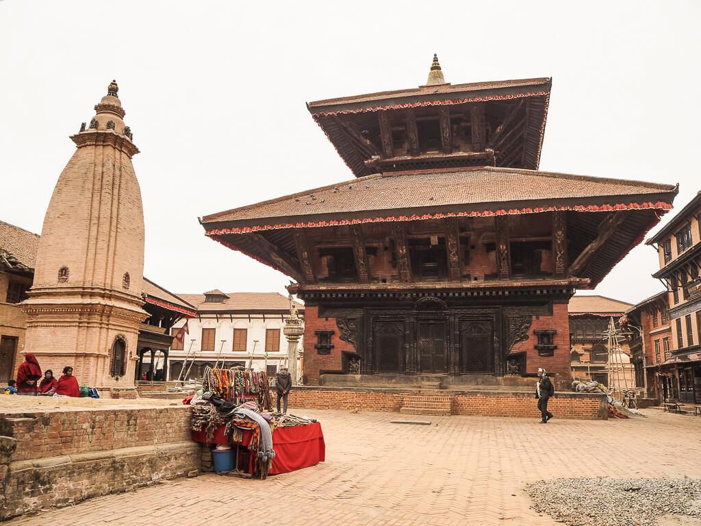 Храмы на площади Дурбар Бхактапур