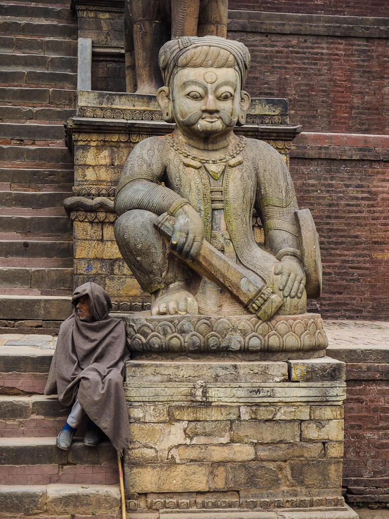 Храм Ньятапола Бхактапур