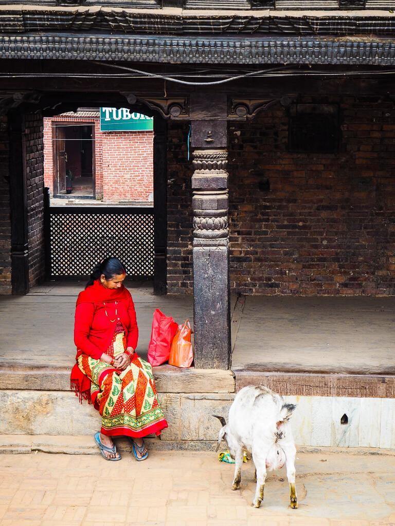 Площадь Даттатрея, Бхактапур
