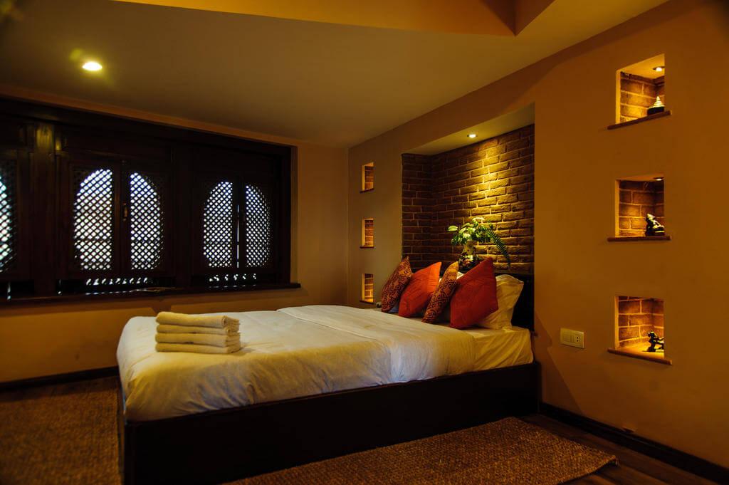 Бутик-отель Thagu Chhen