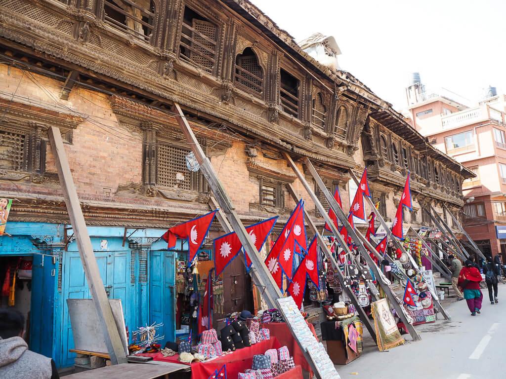 Места для посещения Посещение Бхактапура, Непал 31