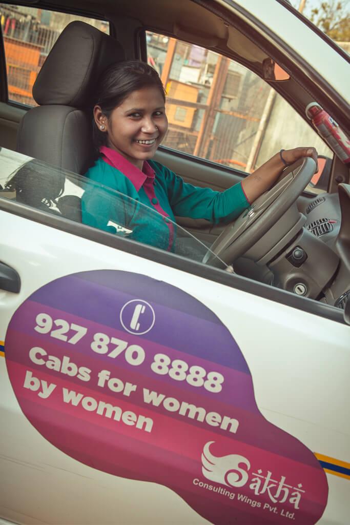 Женщины на колесах