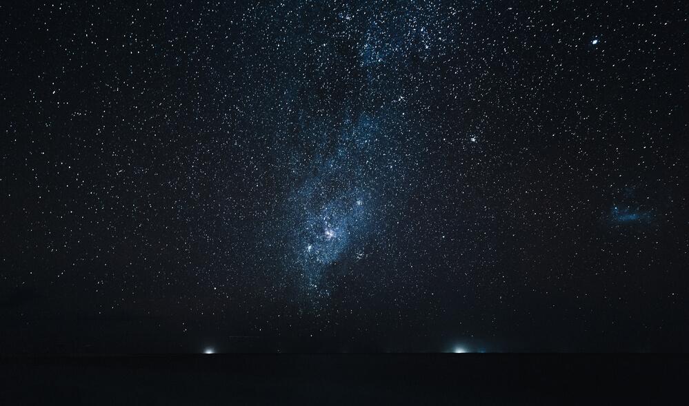 Наблюдение за звездами в национальном парке Тейде