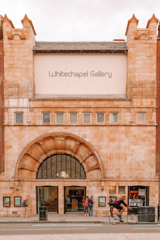 Галерея Уайтчепел в Лондоне