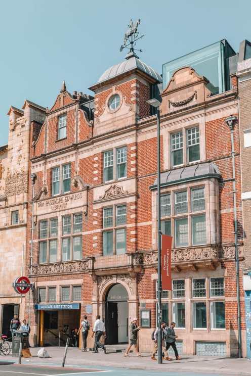 10 лучших занятий в Уайтчепел - Лондон (5)