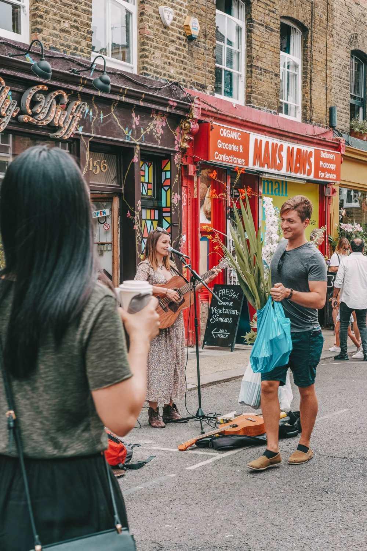 Brick Lane Market London
