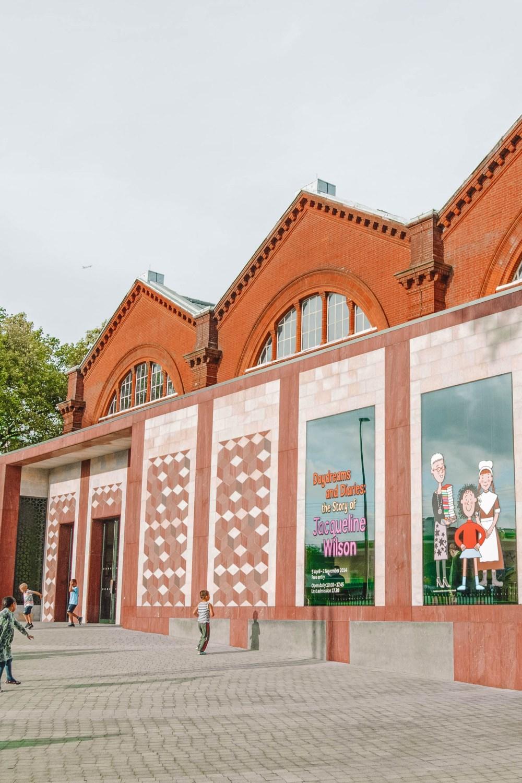 Музей детства Виктории и Альберта, Лондон