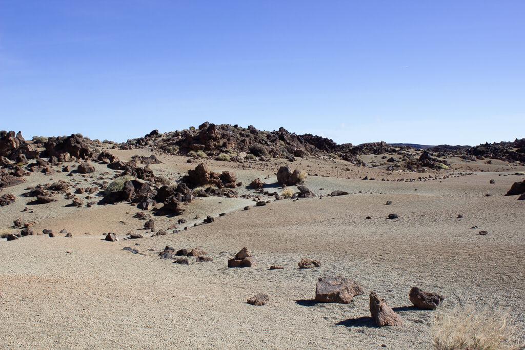 Национальный парк Тиеде Тенерифе
