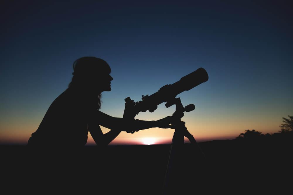Наблюдение за звездами Тенерифе