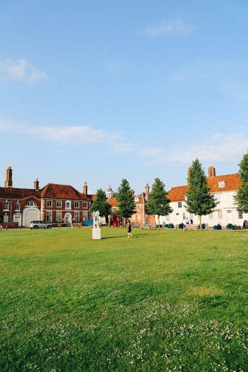 Стоунхендж - Солсбери - начало нашей великой английской поездки! (7)