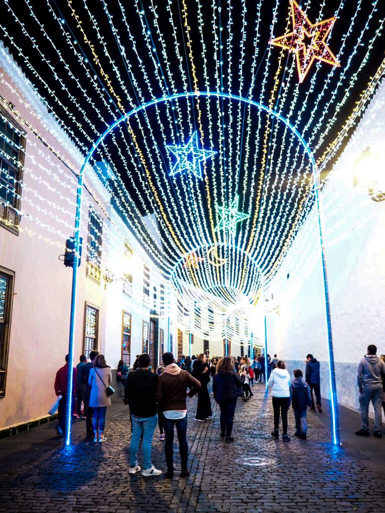 Рождество в La Laguna Tenerife