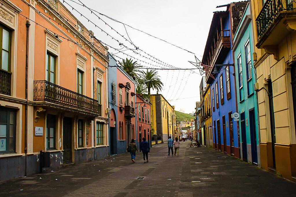Ла Лагуна Тенерифе