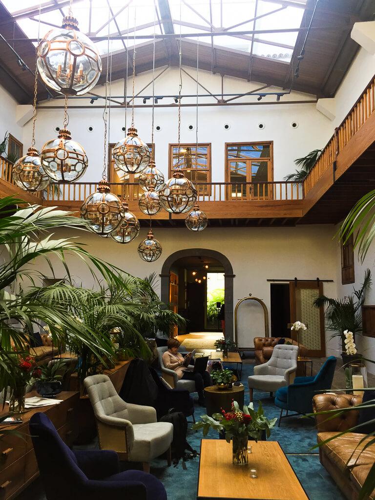 Ла Лагуна Гран Отель, Тенерифе