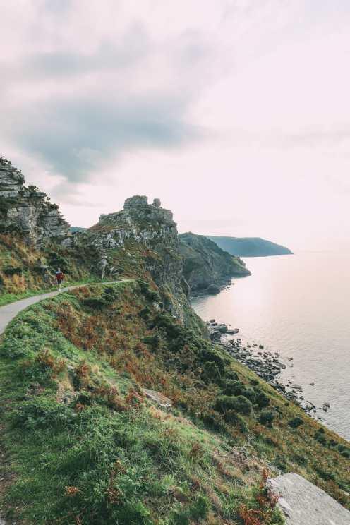 Абсолютно драматическая береговая линия Девона, Англия (50)