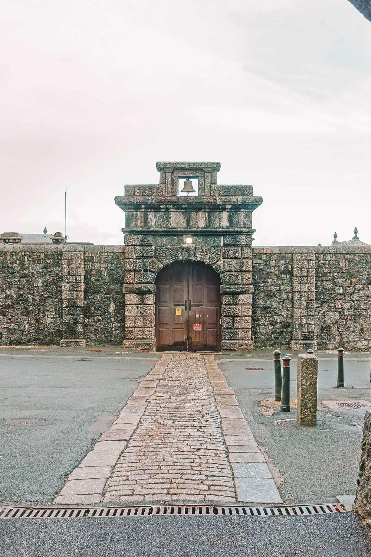 Историческая тюрьма Девона