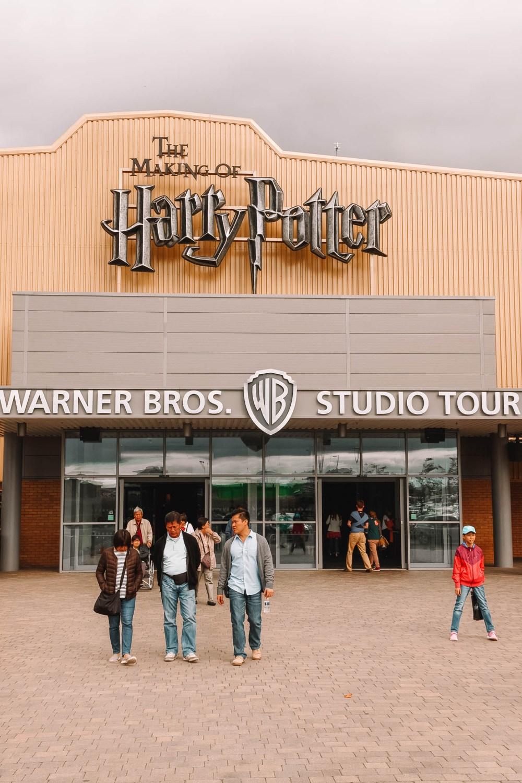 Warner Bros. Studio Tour в Лондоне