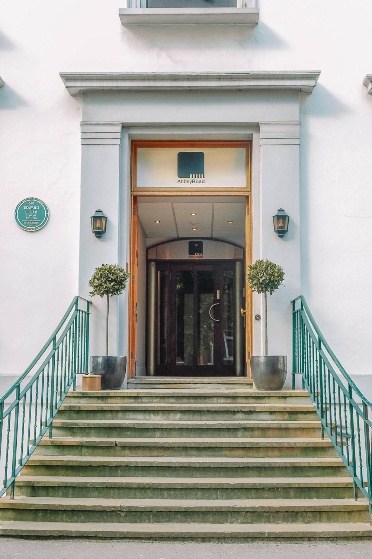 Abbey Road Studios Посетите Лондон