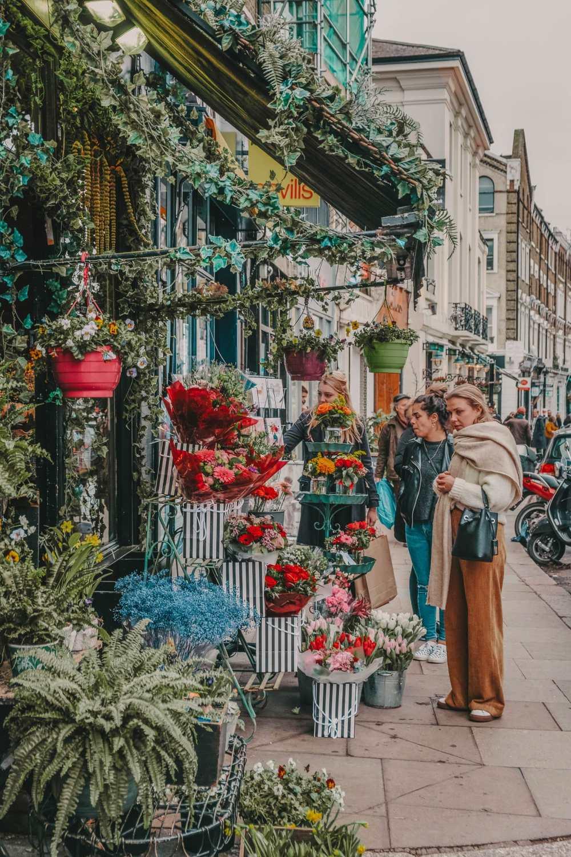 Примроуз-Хилл в северном Лондоне