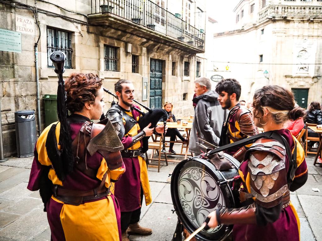 Фестивали в Галисии