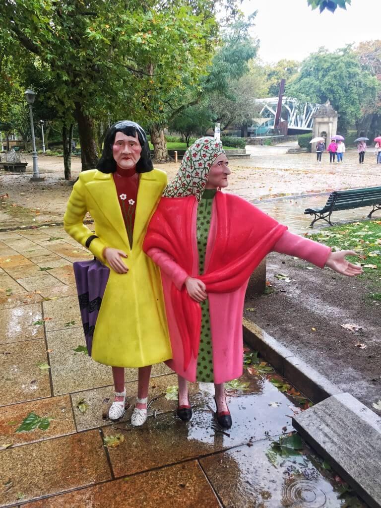 Две Марии из Сантьяго-де-Компостела