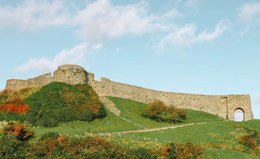 Замок Вейл на Гернси
