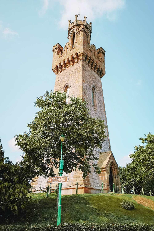 Башня Виктории на Гернси