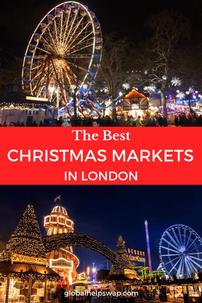 Здесь мы перечисляем наши любимые рождественские ярмарки в Лондоне. От Винтервилля до Зимней Страны Чудес. Одевайся тепло!