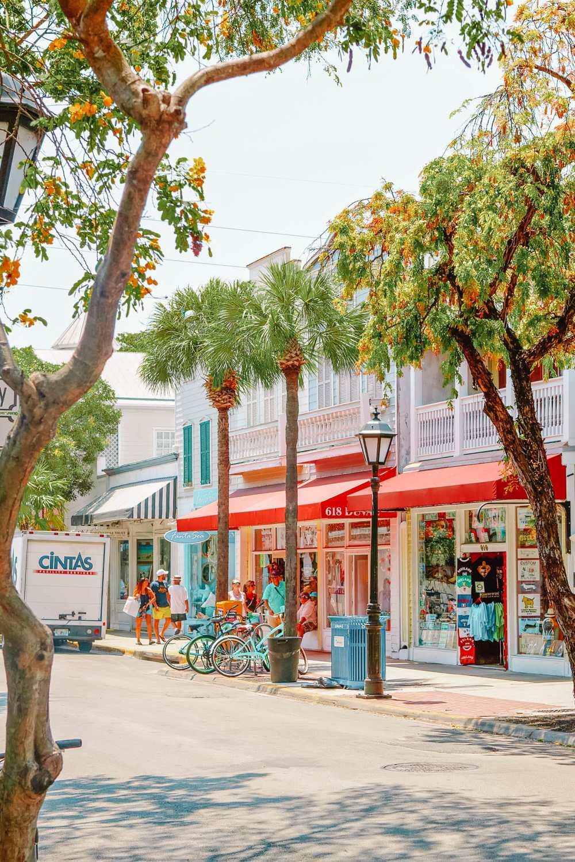 Дюваль-стрит, Ки-Уэст, Флорида-Кис