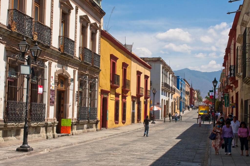 Места для посещения в Мексике