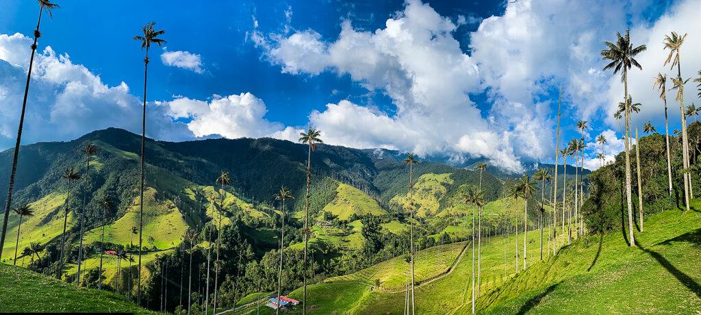 Колумбия: желание остаться — самый большой риск   Первые впечатления от Колумбии