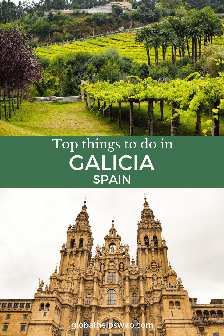 Если вы собираетесь в Галисию, прочтите наш пост о главных вещах Сделать в Галиции Испания. В этом двухдневном гиде рассказывается о еде, культуре, вине и многом другом.